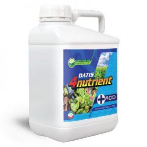 4nutrient-ACID سبز محصول داتیس