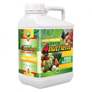 4nutrient-HIGHAZOTE سبز محصول داتیس