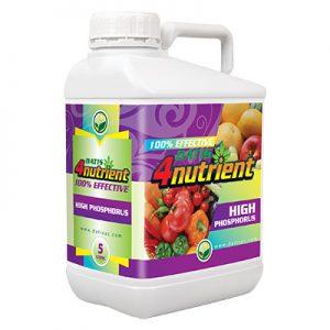 4nutrient-HIGHPHOSPHOR سبز محصول داتیس