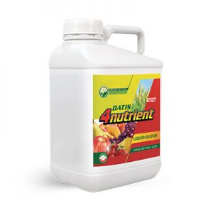 4nutrient-Liquid-Sulfur سبز محصول داتیس