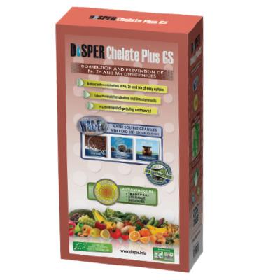 disper-chelated سبز محصول داتیس