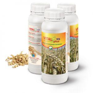 vitalplus-wheat سبز محصول داتیس
