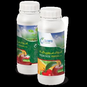 کود مایع مواد ضروری گیاه MEGA SIZE